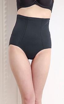 完美塑型 高腰束腹修飾顯瘦褲 M-2XL Anymore - 黑色