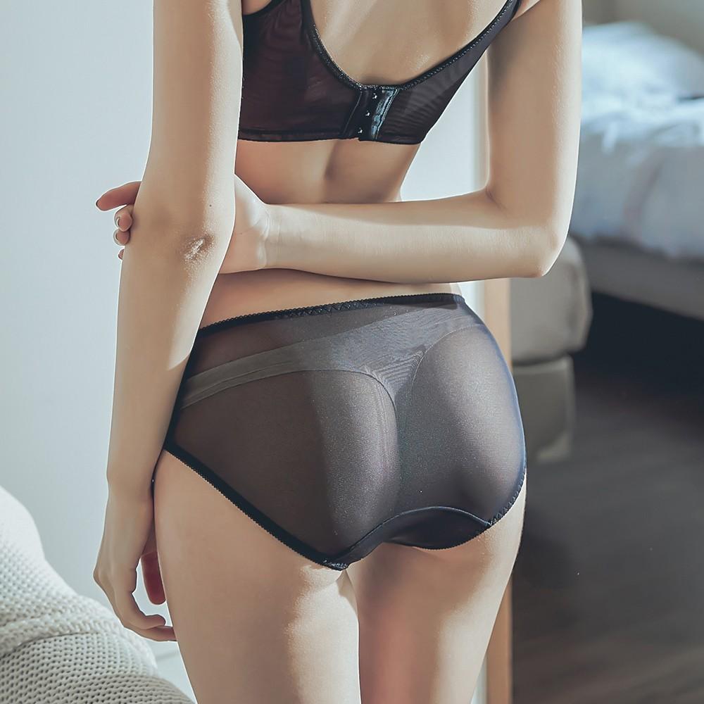 【首購免運費】花語書籤 透氣蕾絲包臀低腰內褲 M-XL Anymore