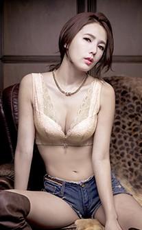 女人香氣 無鋼圈舒適機能內衣 C-D anSubRosa - 膚色