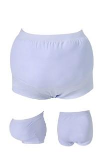 溫柔環繞 加強包覆莫代爾孕婦內褲 2XL myBRA - 紫色