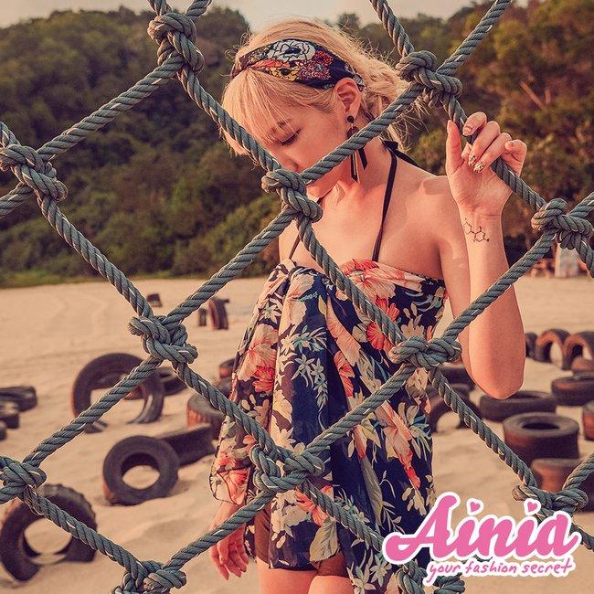 夢中女神 雪紡飄逸多功能泳衣罩衫 FREE AINIA,泳衣,Ania,Alnla,罩衫,比基尼