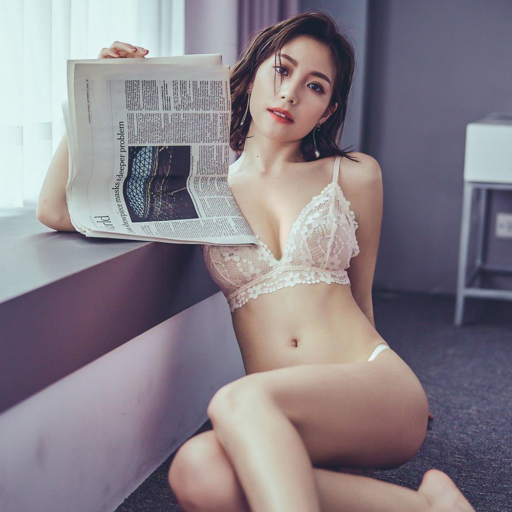優雅夢露 氣質蕾絲無襯成套內衣褲 XS-2XL anSubRosa,,,172350,優雅夢露氣質蕾絲無襯成套內衣褲XS-2XLanSubRosa,經典蕾絲款大罩杯女必備