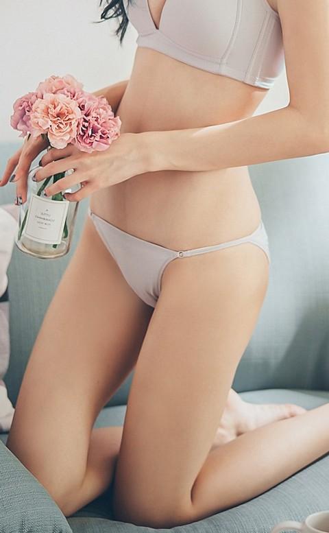無可比擬 Tactel透氣排汗內褲 M-2XL nalla - 灰色