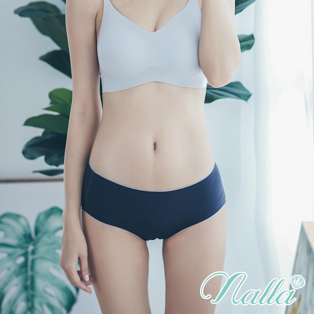親密約定 無痕柔軟跳色內褲 L-XL nalla,內褲,抗菌,透氣,無痕,